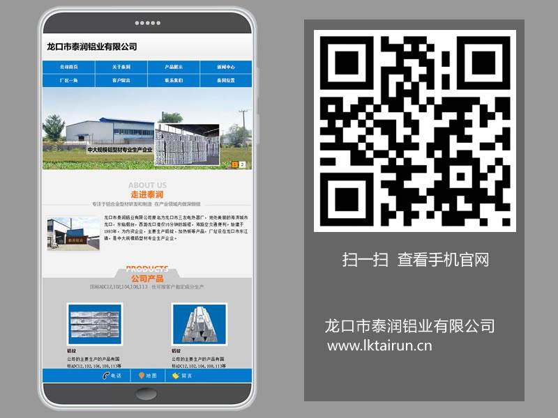 龙口市泰润铝业有限公司